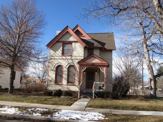 Blanch A. Wilson House - Centennial House