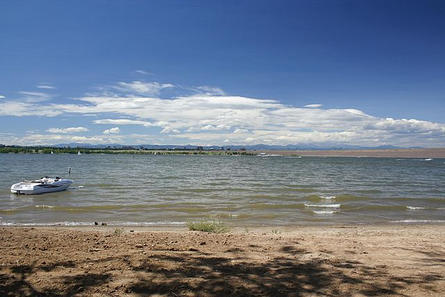 Cherry Creek State Park. Photo from Wikimedia Commons