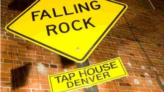 Photo from the Facebook page of Falling Rock Tap House Denver